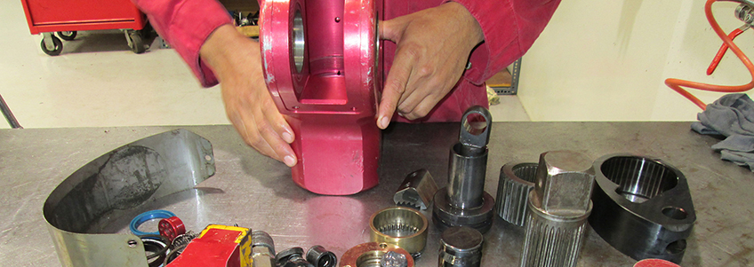 Hydraulic Service & Repair